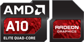 AMD A10 Elite Quad-Core, Radeon Graphics