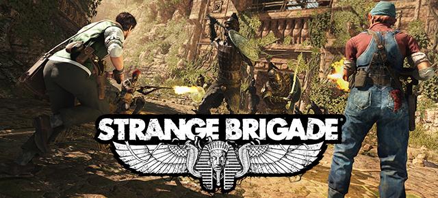 Play STRANGE BRIGADE™ today on AMD!