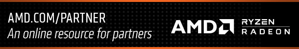 AMD.COM/PARTNER - An online resource for Channel Partners