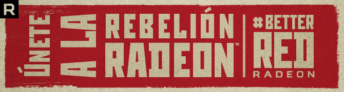Joing The Radeon™ Rebellion