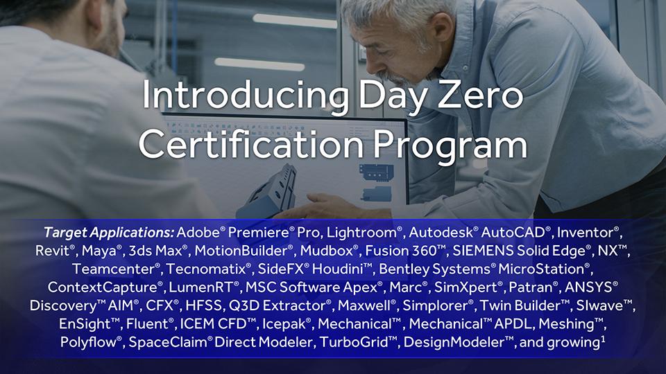 Day Zero Certs Slide